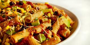 Pasta Salad Ingredients Taco Pasta Salad Recipe Delish Com