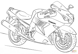 Coloring Ideas by Coloring Pages Motorcycle Gallery Coloring Ideas 8131