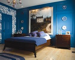 New Wall Design by Blue Walls Design Interior Painting