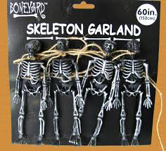 halloween skeletons decorations cheap halloween skeletons skulls bones shrunken head pirate theme
