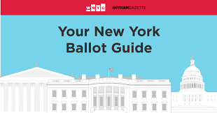 your new york ballot guide wnyc