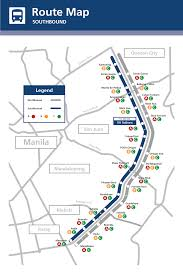 Metro Manila Map by Metropolitan Manila Development Authority Mmda Page 454