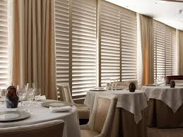 petrus restaurant bespoke shutters interior design tnesc