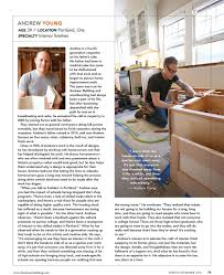 Finehomebuilding Fine Homebuilding Magazine Features Andrew Young Young U0026 Son