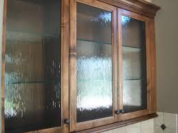 Pictures Of Kitchen Cabinet Doors Unique Glass Cabinet Doors Water Glass In Custom Cabinet Doors