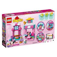 Minnie Mouse Toy Box 10844 Lego Duplo Minnie Mouse Bow Tique Disney 70 Pieces Age 2 5