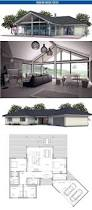 Floor Plans For One Level Homes by Best 20 One Bedroom House Plans Ideas On Pinterest One Bedroom