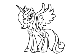 My Little Pony Colouring Pages Printable My Little Pony Coloring Pages 326 Images Coloring
