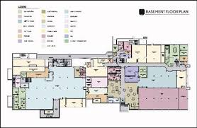 East Wing Floor Plan by The White House Residence Floor Plan