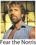 Chuck Norris by ~DarkXe on