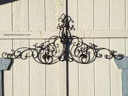 Home Design Decor Reviews Wrought Iron Decorative Wall Panels Astonishing New Mexico Decor