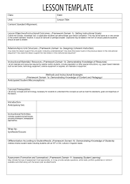 Starting A Business Plan Template Lesson Plan On How To Start A Business