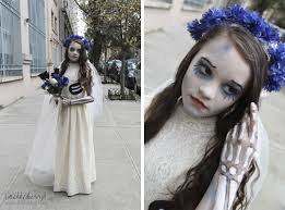 Bride Halloween Costume Ideas Corpse Bride Costume Kids Nikkiikkin Corpse Bride Costume 3