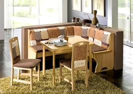 Sears Dining Room Tables Furniture Knockout Space Saving Corner Breakfast Nook Furniture