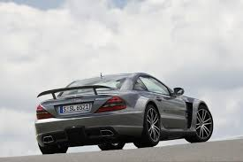 auction results and data for 2009 mercedes benz sl 65 amg black