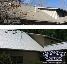 standing seam metal roofing installation and aesthetics