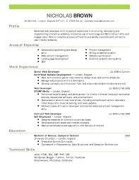 Resume For Nanny Job by Resume Software Tester Career Objective Custodian Resume