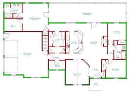 100 2 bedroom 2 bath ranch floor plans 100 traditional