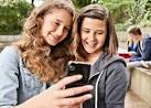 Britain's most prolific texters revealed as 12-15 year old girls