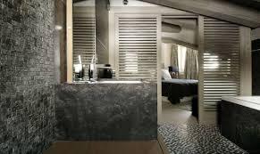 bathroom round vessel sinks white stone tile bathroom solid