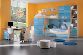 Color For Bedroom Color Designs For Bedrooms With Stylish Single Bed With Blue And