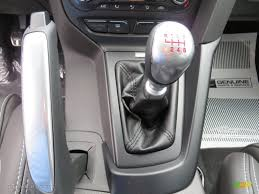 2014 Ford Focus St Hatchback 6 Speed Manual Transmission Photo