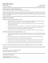 Sample Personal Resume by Outstanding Banker Resume 2 Personal Banker Resume Samples