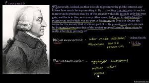 introduction to economics video khan academy