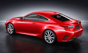 lexus rc red interior lexus debuts rc gt3 and f sport coupes 2015 rc350 f sport runs