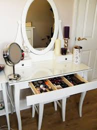 Space Saving Closet Ideas With A Dressing Table The Hemnes Dressing Table A Place To Take A Few Minutes For