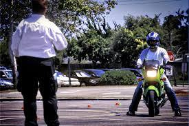 California Motorcycle Riding Schools