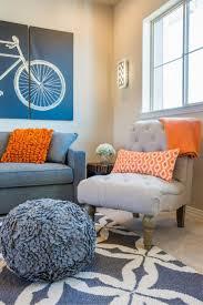 Home Decor Orange County by 25 Best Blue Orange Rooms Ideas On Pinterest Blue Orange