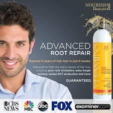 T Gel Shampoo For Hair Loss Amazon Com Nourish Beaute Organic Hair Loss Treatment And
