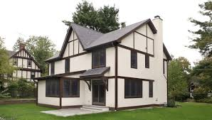 Tudor Style by Tudor Style Home Lasley Brahaney Architecture Construction