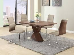 Five Piece Dining Room Sets Chintaly Bethany 5 Piece Dining Set Dining Table 4 Side Chairs