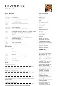 Sample Test Manager Resume by Plant Manager Resume Samples Visualcv Resume Samples Database