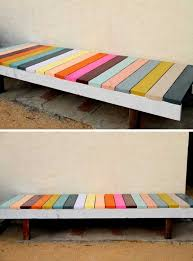 Build Wood Garden Bench by 35 Popular Diy Garden Benches You Can Build It Yourself Amazing