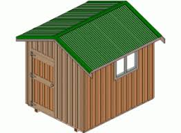 Plans To Build A Wooden Garden Shed by 108 Diy Shed Plans With Detailed Step By Step Tutorials Free