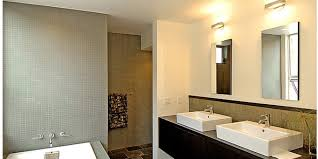 bathroom wonderful three lamp lowes bathroom lighting for modern