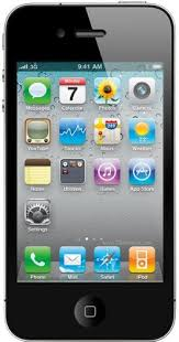 iPhone 4 Black Apple iPhone 4 Black Smartphone 16GB UNLOCKED-GENTLY USED at Sears.com