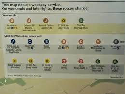 Mta Info Subway Map by Native New Yorker Blog Nyc Subway Map And Transit Fare