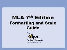 Scholarly Writing Using APA and MLA Styles Presented by  RIT     A Dissertation or Thesis from a Database