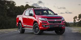 holden holden colorado facelift revealed on sale september 1