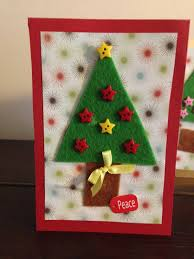easy preschool christmas cards easy christmas cards youngest