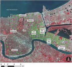 Ninth Ward New Orleans Map by Hurricanes And Natural Disasters Those Badly Hit Often The Ones