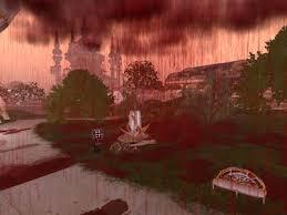 Hujan Darah Di India