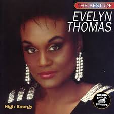 THOMAS, Evelyn - The Best Of Evelyn Thomas: High Energy (Front Cover) · EVELYN THOMAS · The Best Of Evelyn Thomas: High Energy - CS2305998-02A-BIG