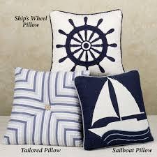 Nautical Home Accessories Nantucket Dream Decorative Pillows