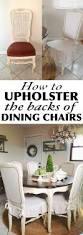 best 20 reupholster dining chair ideas on pinterest kitchen