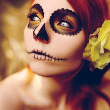 Skeleton Makeup For Halloween by 29 Images About Catrina On We Heart It See More About Halloween